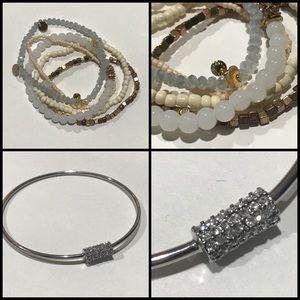 Lia Sophia Jewelry - Set of Lia Sophia bracelets